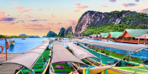 Solresor till Phuket