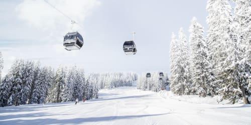 Skidor Wagrain