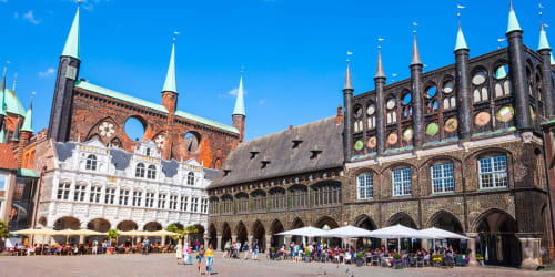 Lübeck shopping