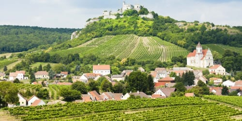 Vinresa Österrike