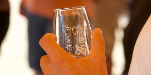 Smaka svenska viner