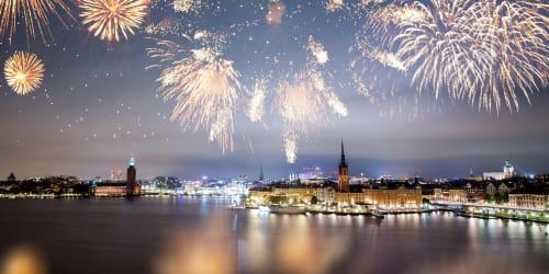 Stockholm nyårsresa