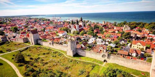 Vandring Gotland
