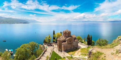 Natursköna Albanien