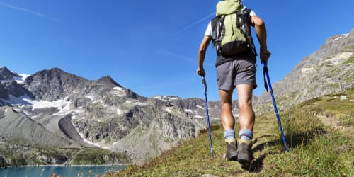 Vandring Andorra