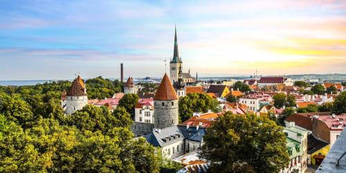 Baltikum runt