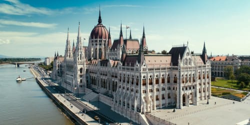 Budapest Prag Wien