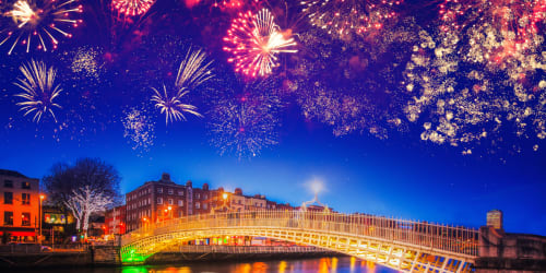 Dublin Nyår