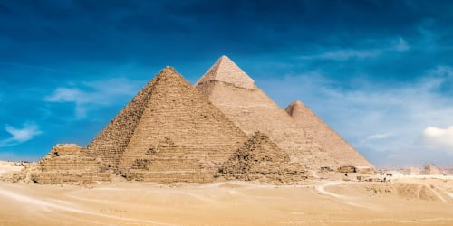 Kryssning Egypten