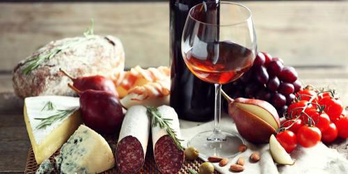 Italien mat & vin