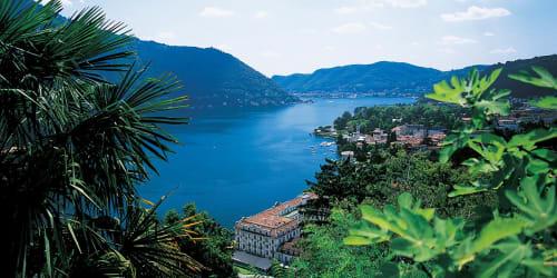 Italiens sjöar