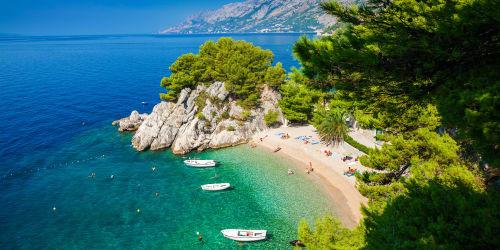 Vandring Kroatien