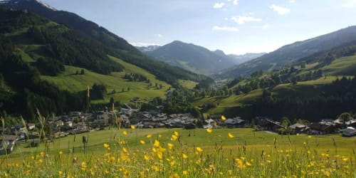 Vandring Saalbach