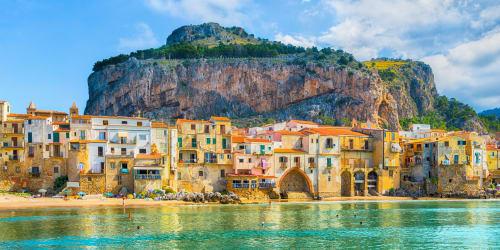 Rundresa Sicilien