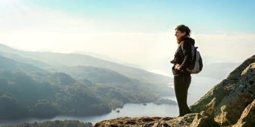 Vandring Skottland