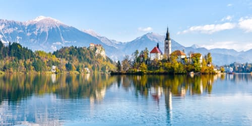 Rundresa Slovenien
