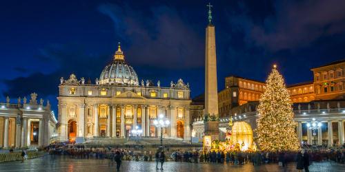 Italien jul & nyår