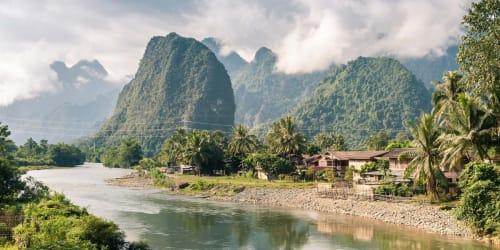 Laos & Vietnam