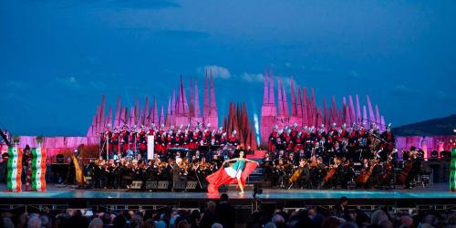Musik i Toscana
