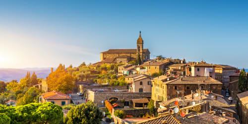 Toscana mat & vin
