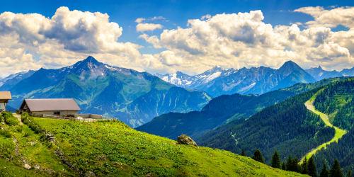 Vandring Tyrolen