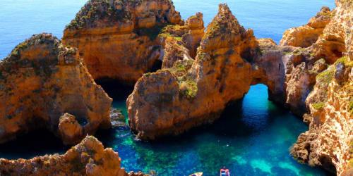 Vandring Algarve