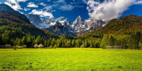 Vandring Slovenien