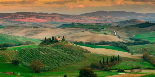 Vandring Toscana