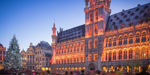 Bryssel Antwerpen