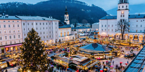 München och Salzburg