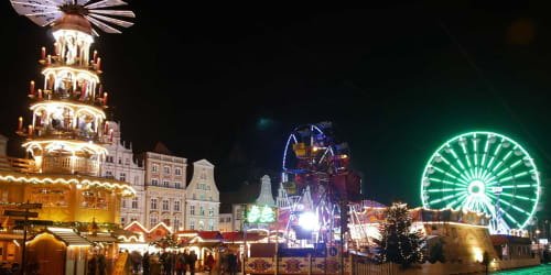 Rostock och Schwerin