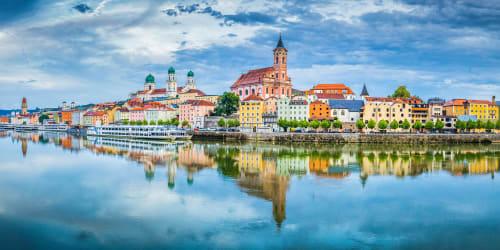 Kryssning Donau