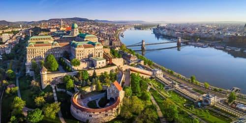 Donaudeltat – Wien