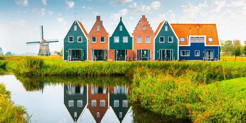 Kryssning Holland