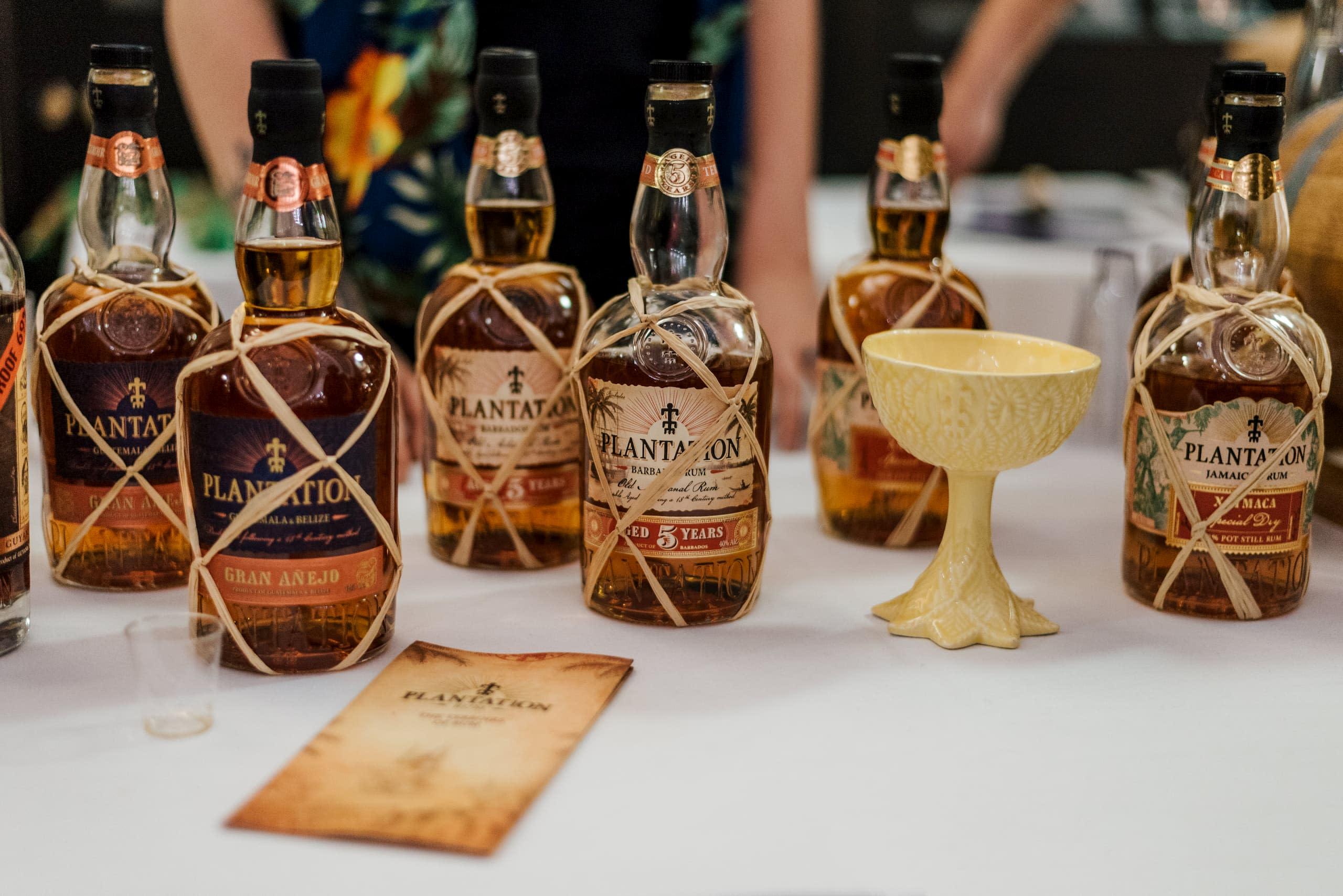Plantation Rum Sip Along
