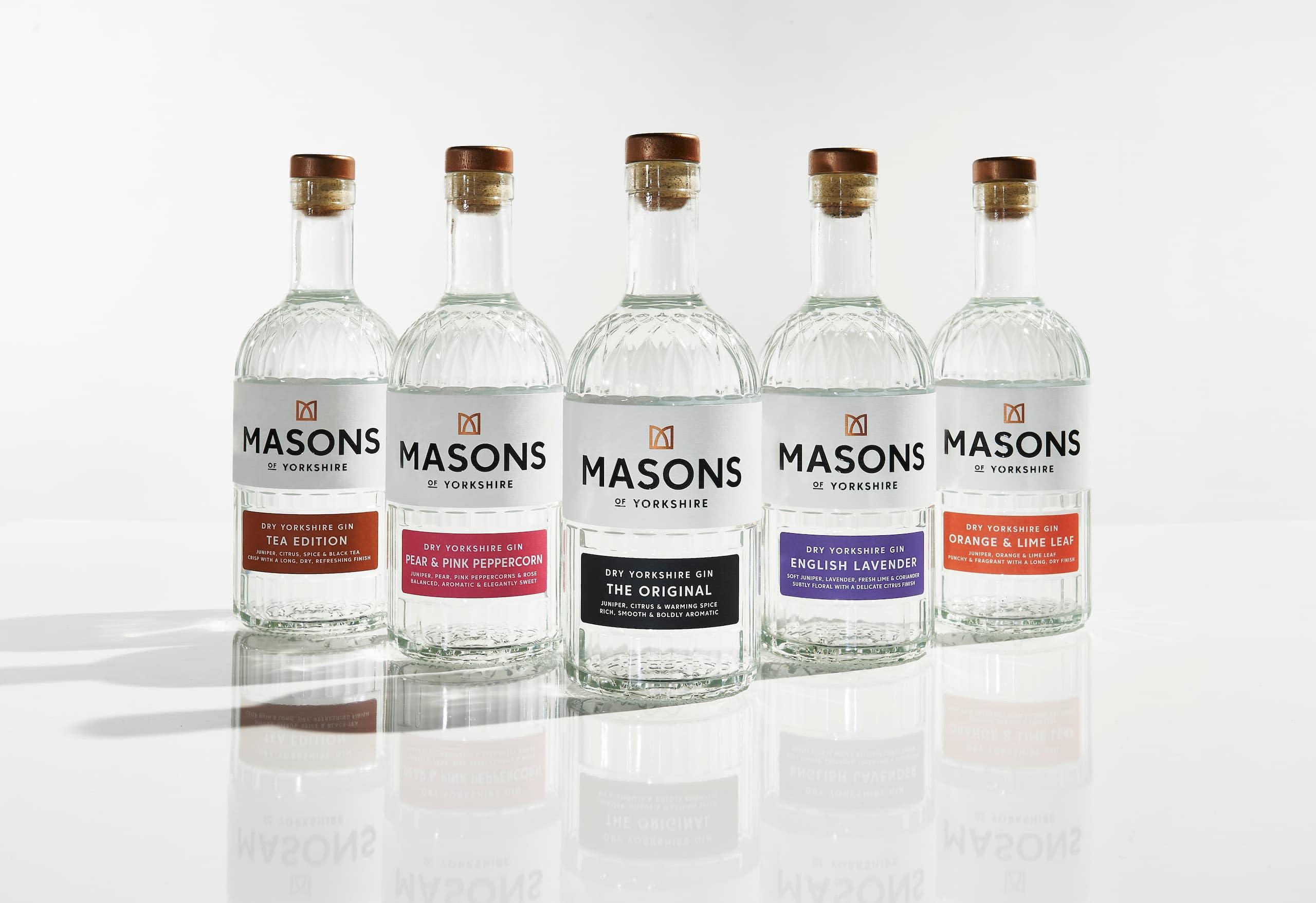 Masons of Yorkshire gin Sip Along