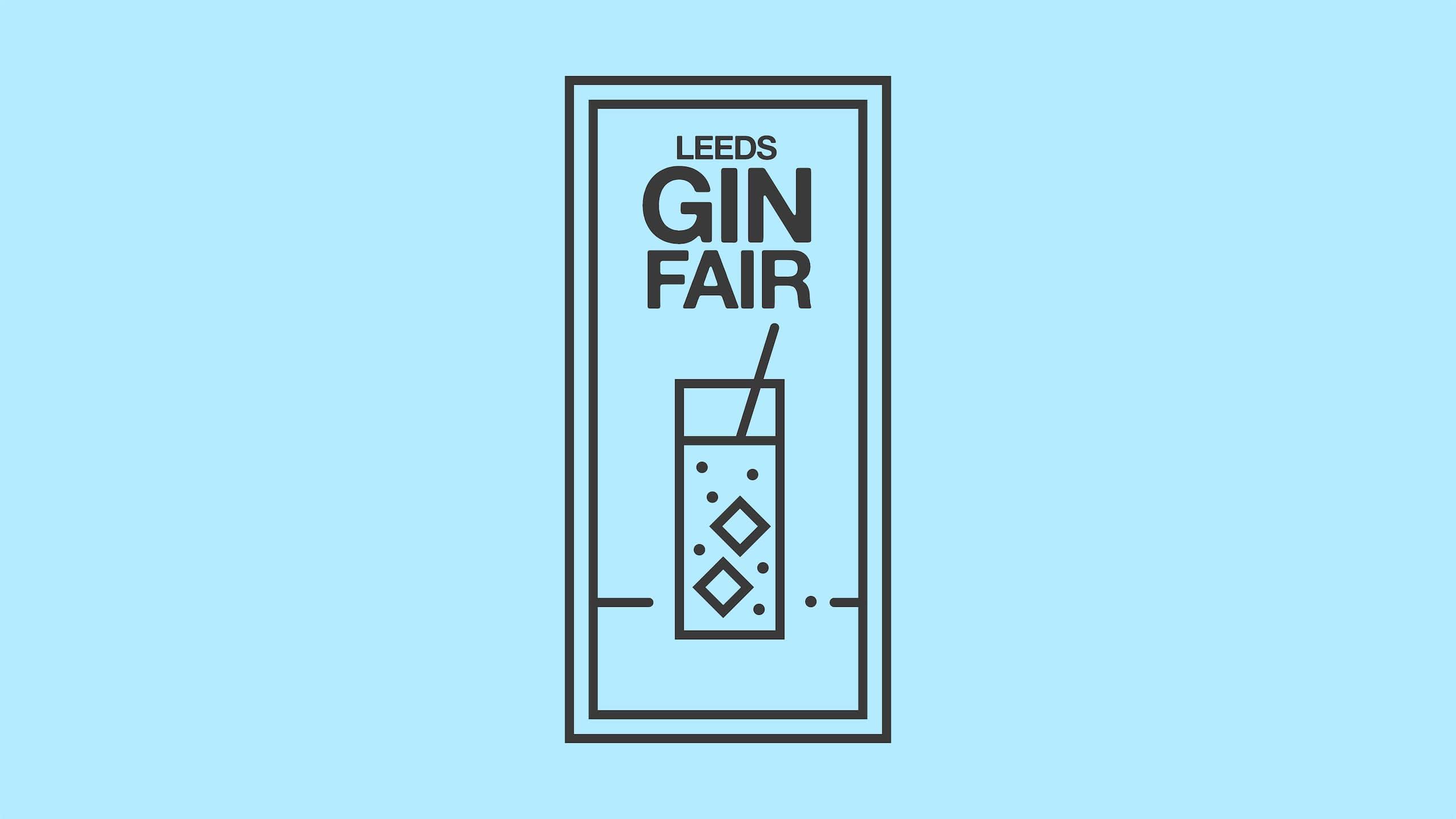 Leeds Gin Fair Logo