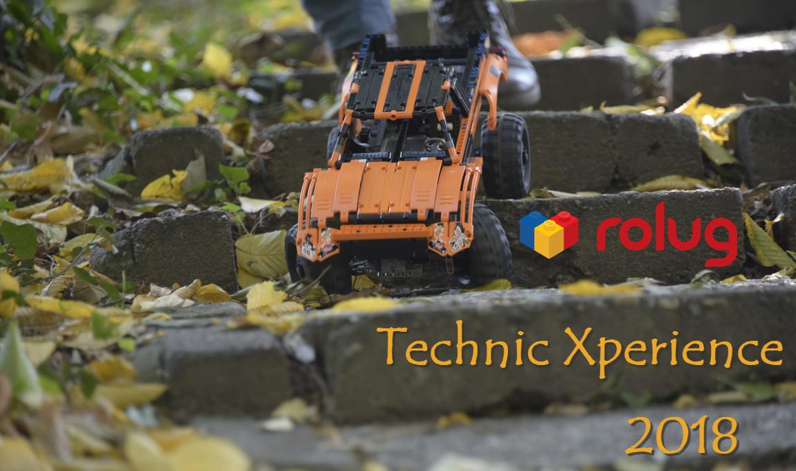 Concurs RoLUG Technic Xperience 2018