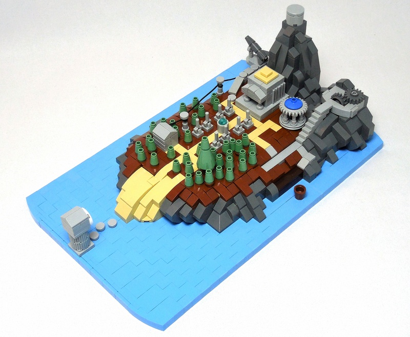 LEGO® MOC by Vitreolum: Myst