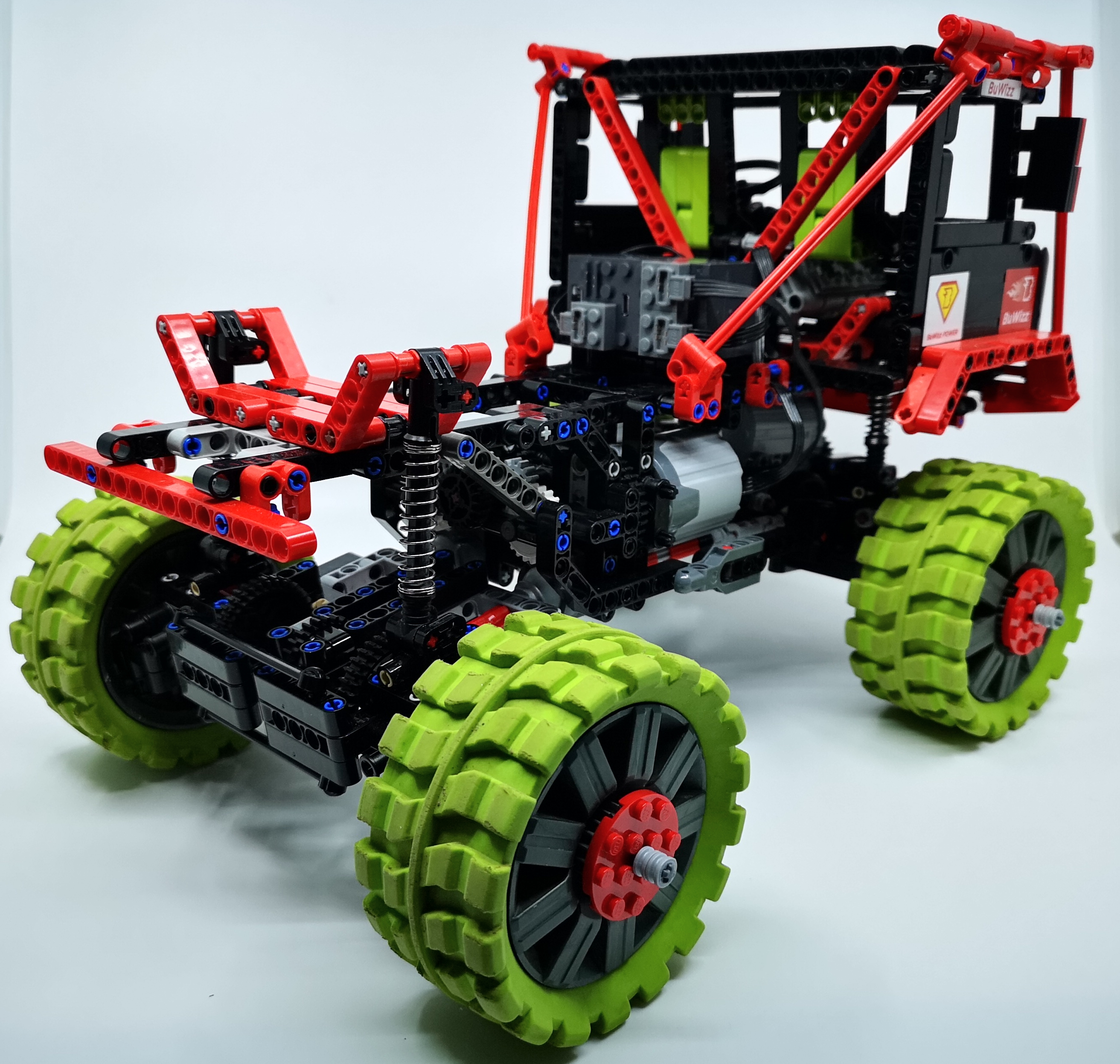 Unimog 4×4 by Zerobricks