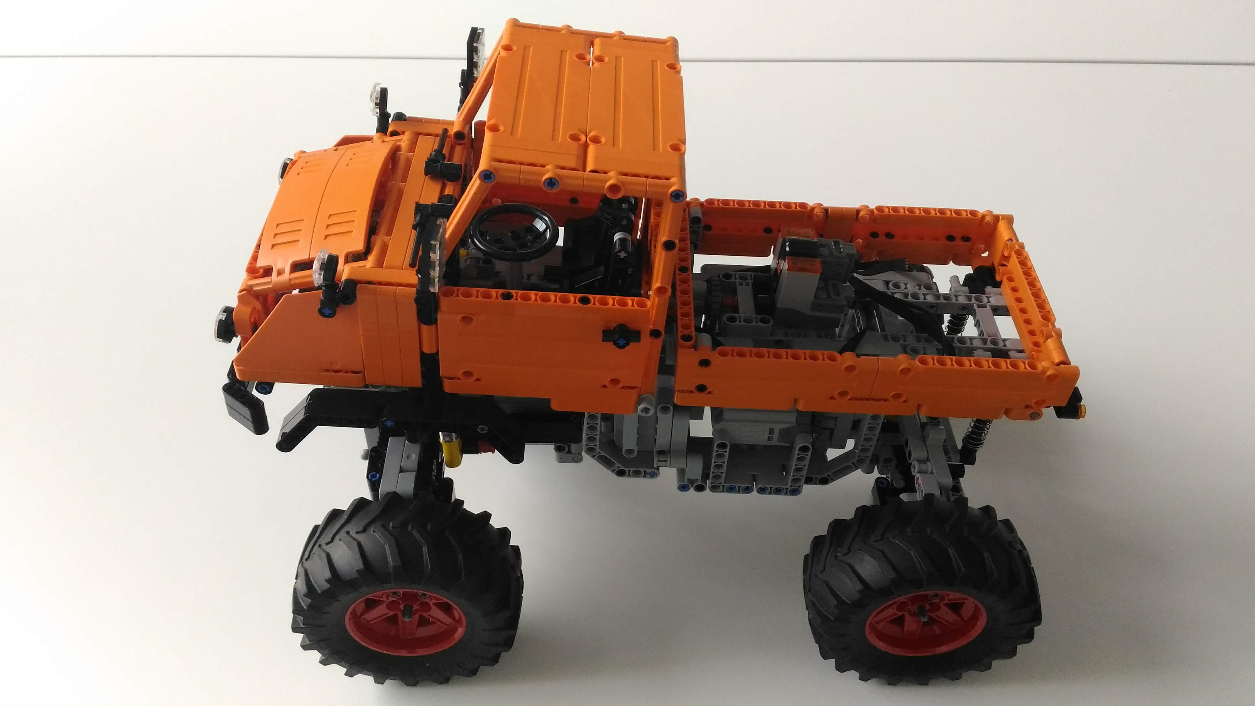 Unimog 406 by braker23