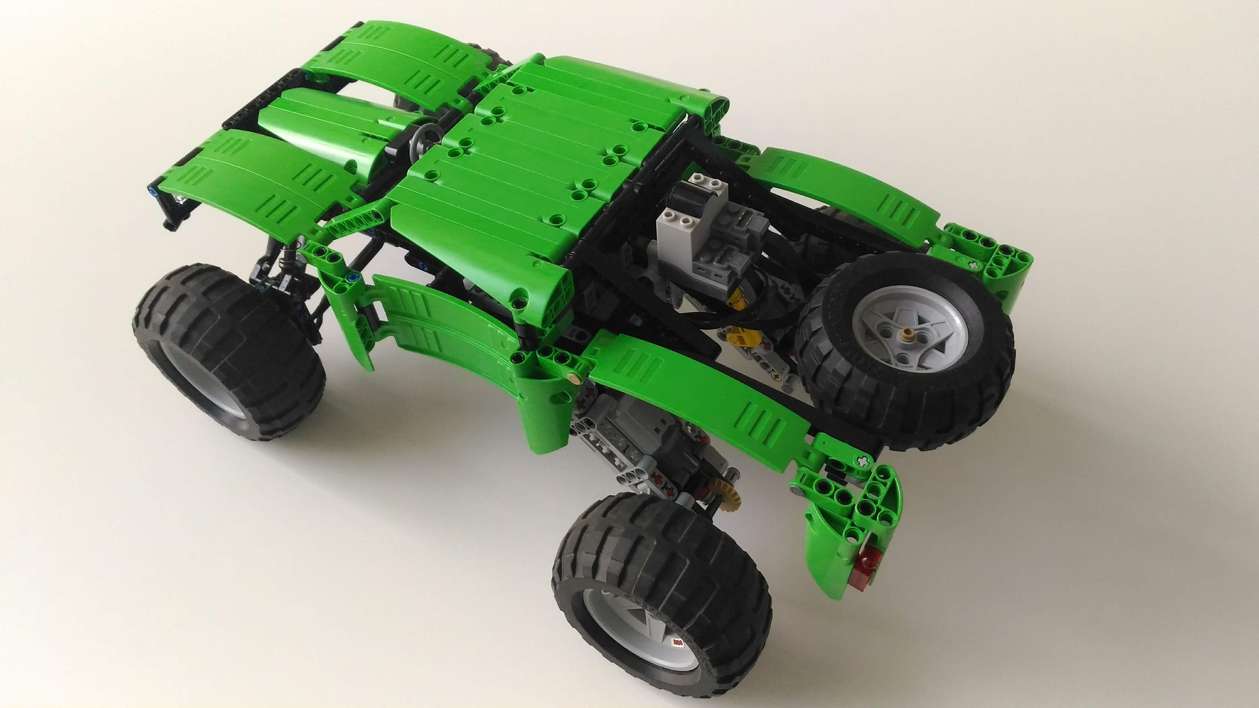 Yeti (Axial Racing) by braker23