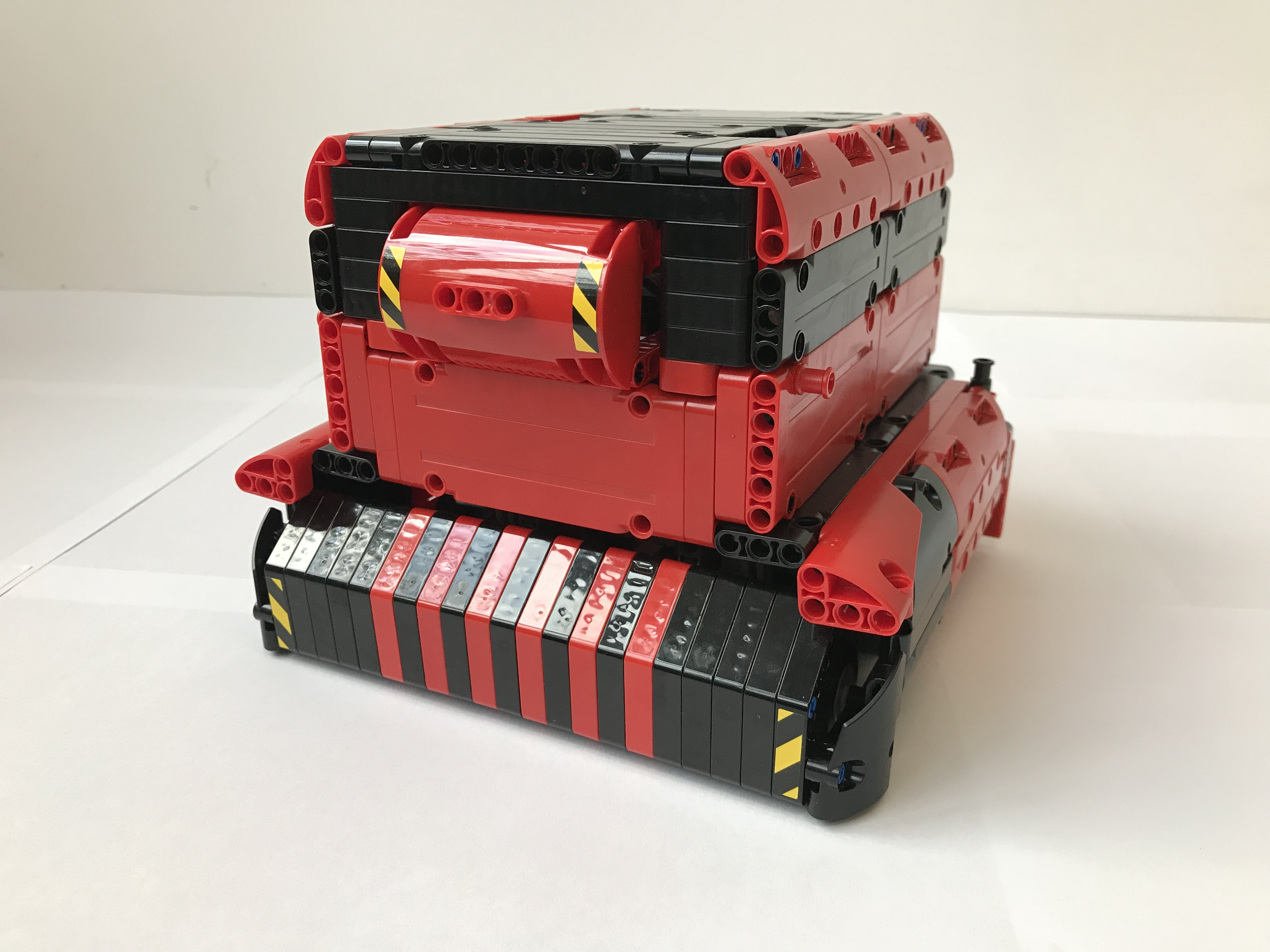 Redbot by Homersapien