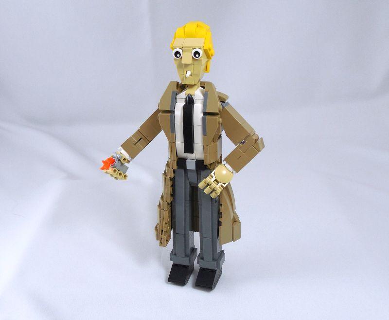 LEGO® MOC by Vitreolum: John Constantine