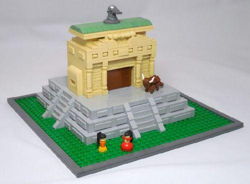 LEGO® MOC by Vitreolum: Chichenburg