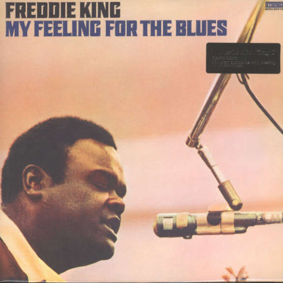 Freddie King My Feeling for the Blues LP 2017