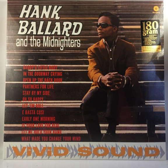 Hank Ballard And the Midnighters Hank Ballard And the Midnighters LP 2015