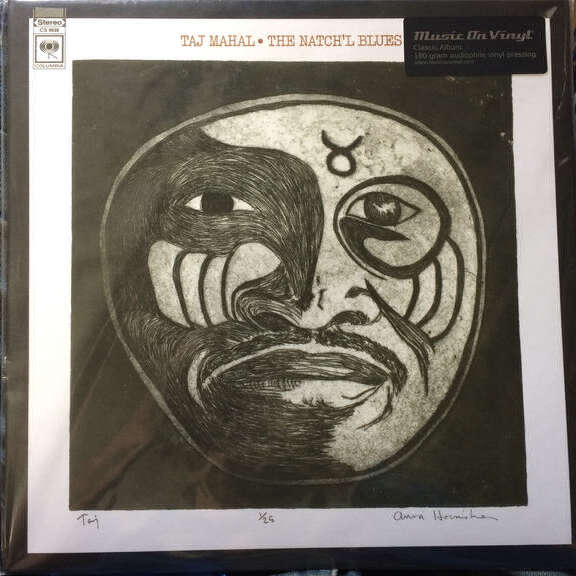 Taj Mahal The Natch'l Blues LP 2013