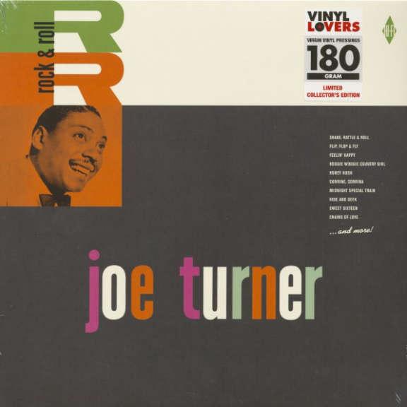 Joe Turner Rock & Roll LP 2016