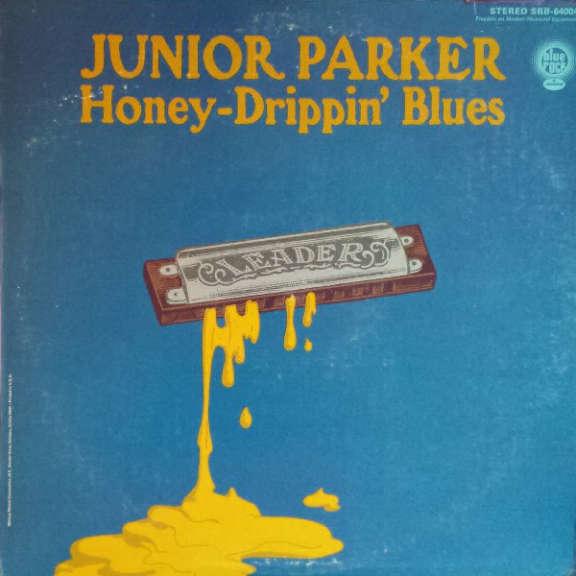 Junior Parker Honey-Drippin'  Blues LP 2015